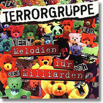 TERRORGRUPPE - LP Melodien für Milliarden (Reissue/+Download)