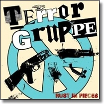 TERRORGRUPPE - CD Rust In Peaces