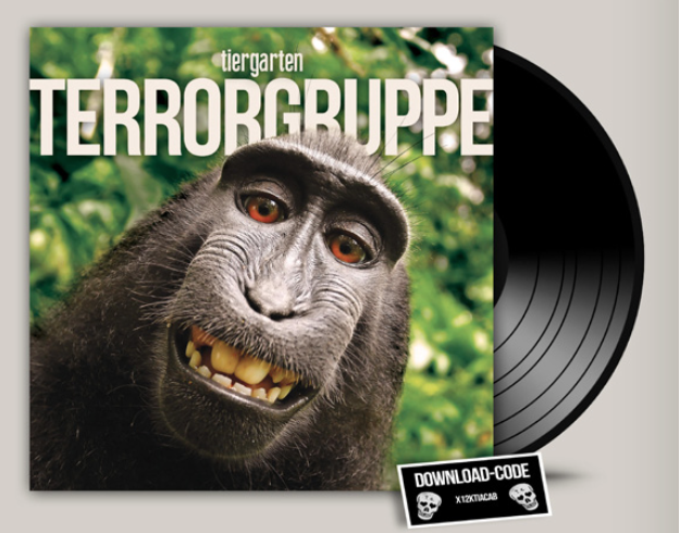 TERRORGRUPPE - LP Tiergarten (+ Download)