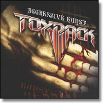 TOXPACK - LP Aggressive Kunst (Lim. Ed./Gatefold-Cover)