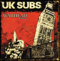 UK SUBS - CD Warhead Revisited