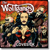 WOLFGANGS, THE - CD Lovesick