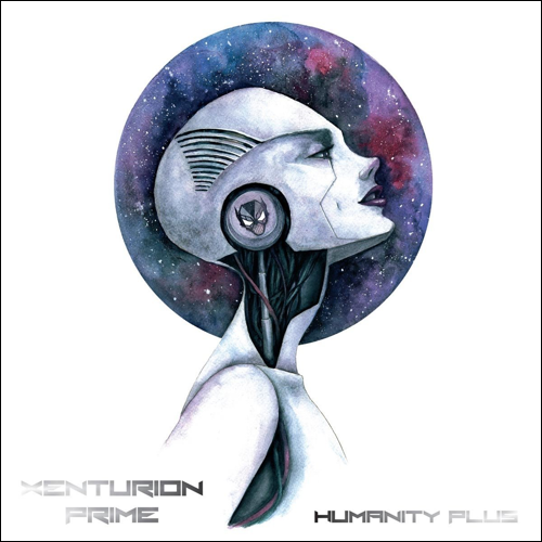 XENTURION PRIME - CD Humanity Plus