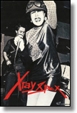 X-RAY SPEX - MC CBGB`s New York 1978