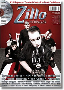 ZILLO 01/10 (+CD+Posterbeilage)