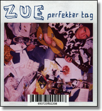 "ZUE - 3""CD-S Perfekter Tag"